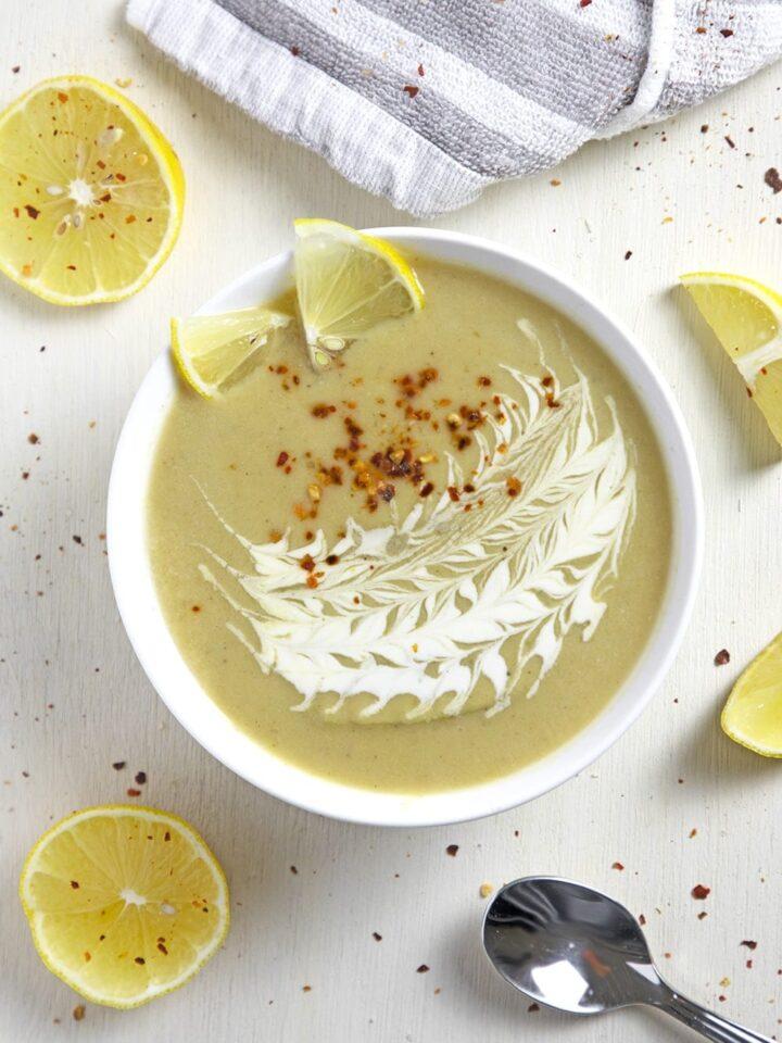recipe for red lentil soup