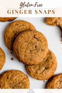 gluten free ginger snaps pin 04