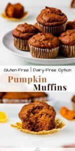 gluten free pumpkin muffins pin 03