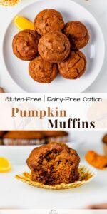 gluten free pumpkin muffins pin 02